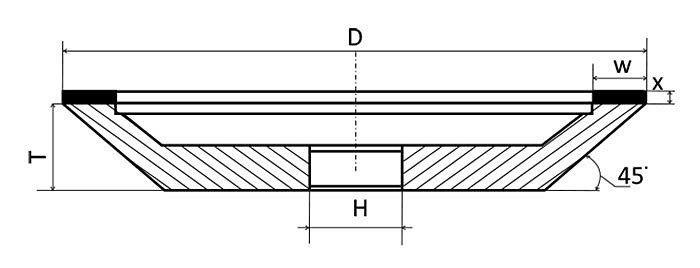 Форма 12 А2-45 (АЧК)