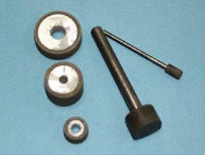 Алмазные шлифовальные головки (цилиндрические)