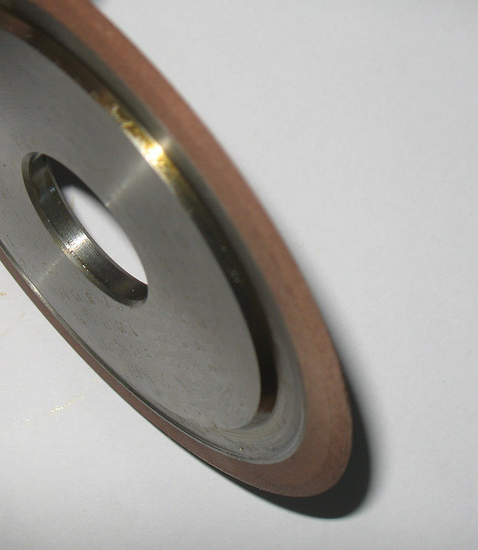 Круги алмазные шлифовальные плоские 14EE1